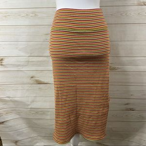 Aerie Multicolor Stretchy Skirt
